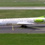 Арендовать Fokker 100 для полета в Монако!