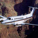Арендовать King Air 350 для полета в Монако!