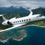 Арендовать Gulfstream G650 для полета в Монако!