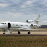 Арендовать Falcon 900B для полета в Монако!