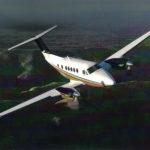 Арендовать King Air B200GT для полета в Монако!