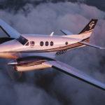 Арендовать King Air C90GTi для полета в Монако!